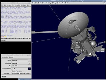 brl-Cad, modelado 3D