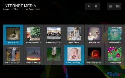 Moovida - Media Center de Mandriva Linux