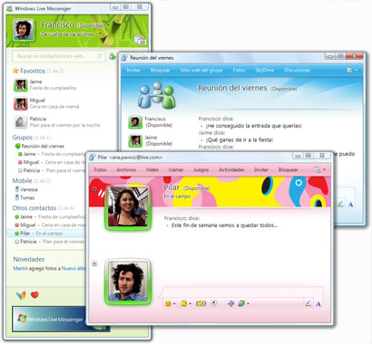 instalador offline msn 2009