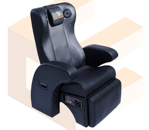 Una silla so ada para gamers for Sillas comodas para pc