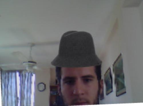 ¿Les gusta mi sombrero? ¡A mi me encanto!