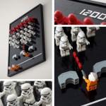 Star Wars, Legos y Space Invaders