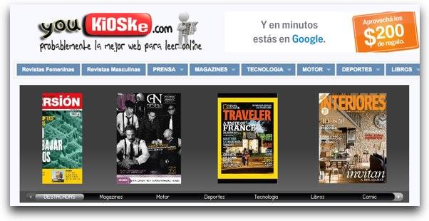 revistas youkioske firefox