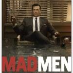 Mad Men, una serie altamente recomendada estrena nueva temporada