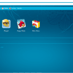 Tema de Windows 8 para Chrome
