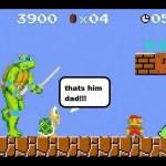 Mario en problemas [Humor]
