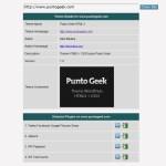Detecta el tema y los plugins de cualquier sitio web que funcione con WordPress
