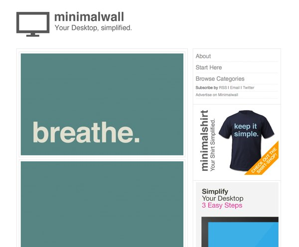 MinimalWall