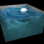 Chrome Experiments: Simulación de agua