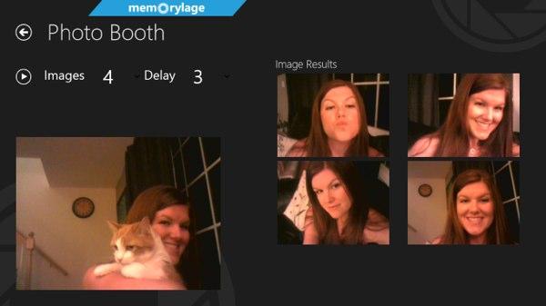 Memorylage Photobooth