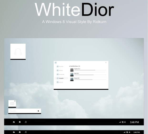whitedior_visual_style_for_windows_8