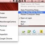 Cómo evitar que tu Mac entre en reposo cuando tenemos determinadas aplicaciones abiertas
