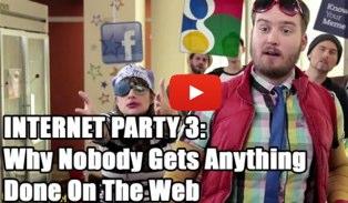 Así serían las personas si fueran sitios web famosos