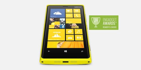 Las novedades de Lumia