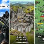 Lords & Knights: Divertido juego para construir tu propio imperio [iOS]
