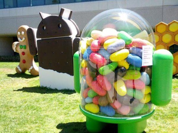 Novedades sobre Android 4.3