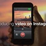Instagram toma la idea de Vine y ya permite grabar videos de 15 segundos