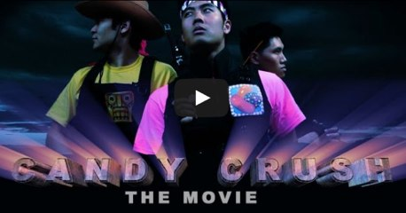 candy crush - the movie