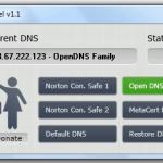 DNS Angel: Configura automáticamente DNS seguros para bloquear contenidos inapropiados