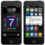 Prototipo interactivo del iPhone 5S con iOS 7 basado en los últimos rumores
