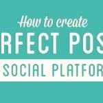 Cómo hacer posts perfectos en Facebook, Twitter, Pinterest y Google+