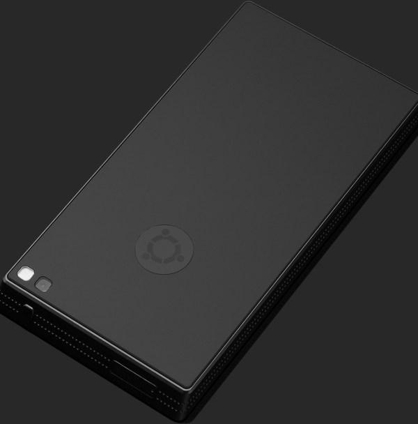 Smartphone de Ubuntu: Edge