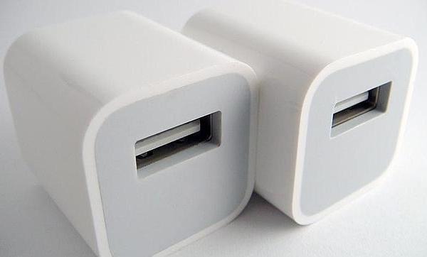 Los cargadores de Apple