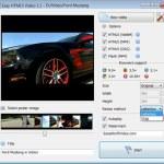 Convertir cualquier video a HTML5 con Easy HTML5 Video