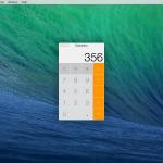 ¿Cómo se vería OSX con el estilo de iOS 7? [Galería]