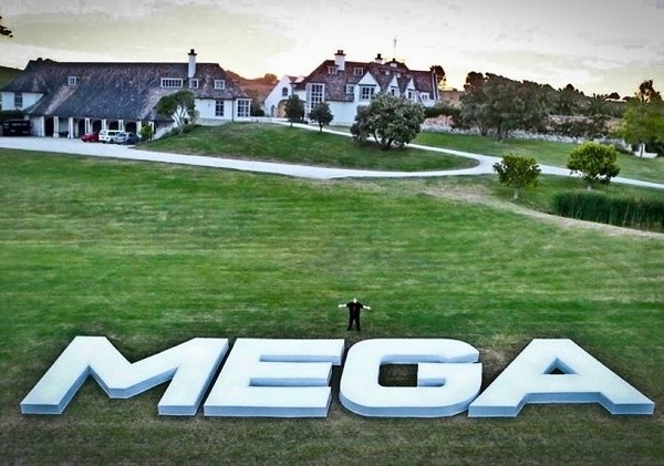 Kim Dotcom en Mega