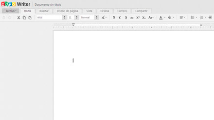 Web content writing zoho