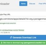 Descargar los APK de la Play Store, la forma fácil y sin plugins