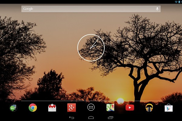 Fondos de pantalla en Android