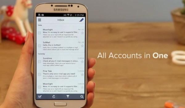 Gestionar correo en Android con SolMail
