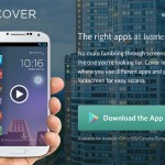 Cover, increíble aplicación de personalización de la pantalla de bloqueo