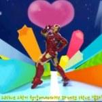 Iron Moon: Iron Man como Sailor Moon