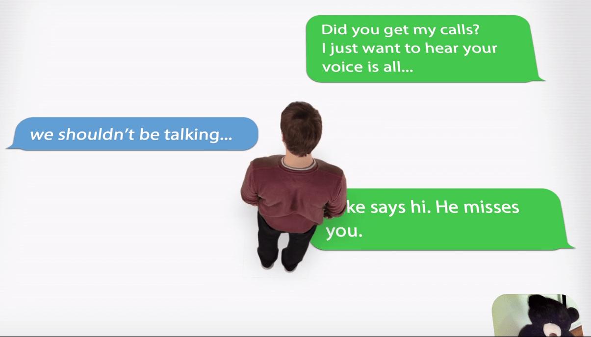 La vida en mensajes de texto