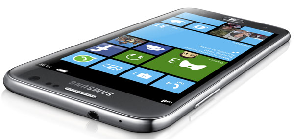Samsung con Windows Phone