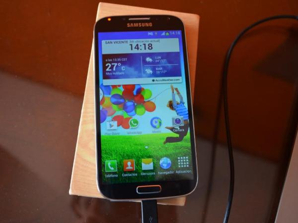 Android 4.4.2 KitKat en el Samsung Galaxy S4