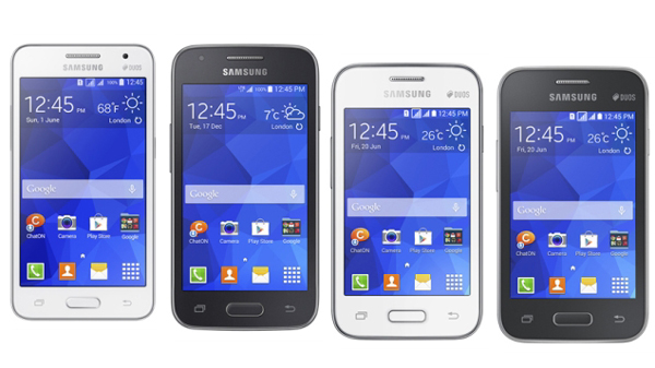 Nuevos móviles de Samsung