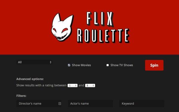 netflix roulette