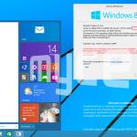 Se filtra una imagen de la pantalla de inicio de la nueva versión de Windows