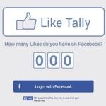 Like Tally te dice cuántos me gusta te hicieron en Facebook