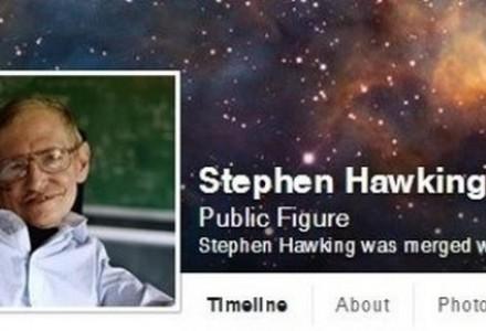 hawking en facebook
