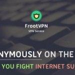 FrootVPN: Servicio de VPN gratuito que corre en cualquier dispositivo y sistema operativo