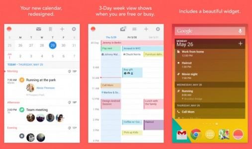 app sunrise calendar