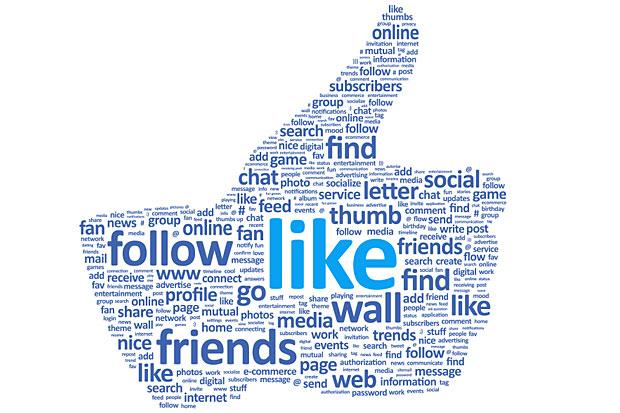 boton no me gusta facebook