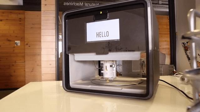 foodini impresora