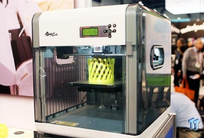 impresora de chocolate