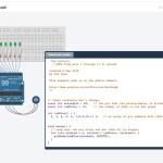 Simulador de electrónica para diseñar circuitos online
